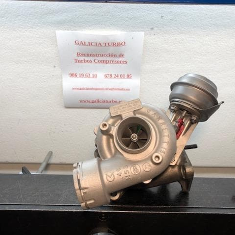 Turbo Audi 2.0 BNA 140CV -- 758219