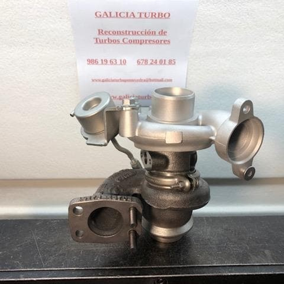 Turbo Citroen 1.6 DV6UTED4 90CV -- 49173-07506