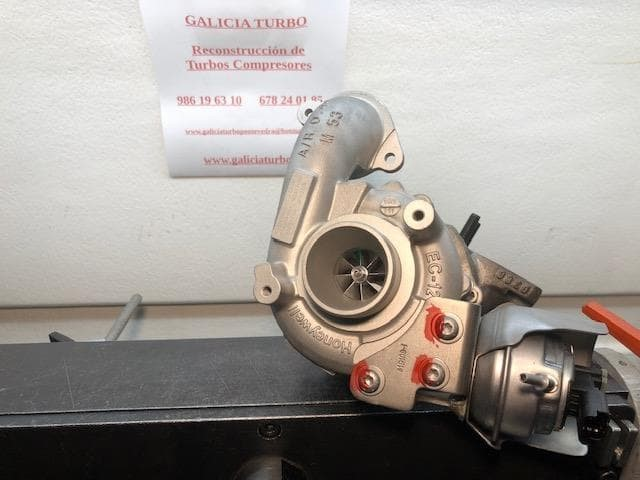 Foto 1 Turbo  Ford 1.6 HDI 120CV -- 819872