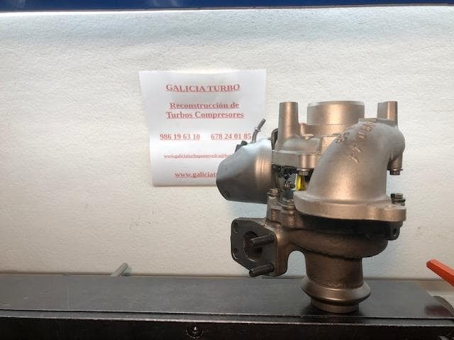 Foto 4 Turbo  Ford 1.6 HDI 120CV -- 819872