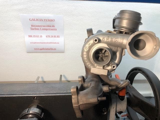 Foto 1 Turbo Ford 1.9 ASZ 130CV -- 720855