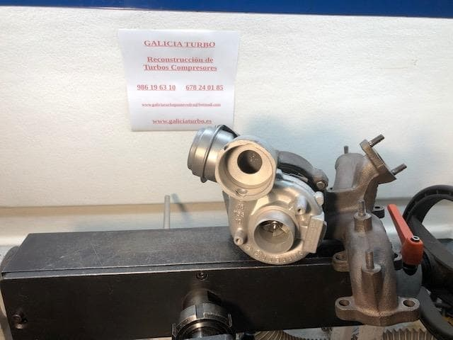 Foto 2 Turbo Ford 1.9 ASZ 130CV -- 720855